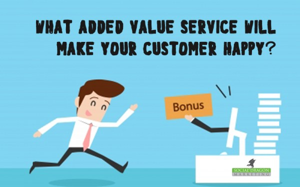 Value added customer service