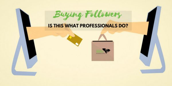 Buying Followers: Is This What Professionals Do?