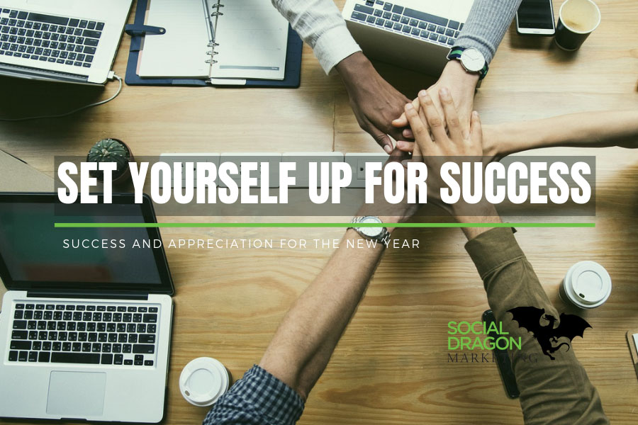 Success Yourself Up For Success